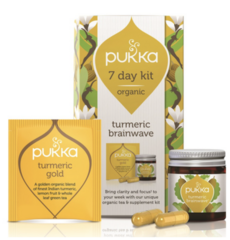 7 DAY KIT KURKUMA ZA PAMĆENJE & KONCENTRACIJO